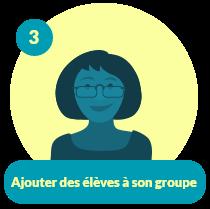 Capsule CDO Enseignant 3 – Ajouter des élèves à son groupe
